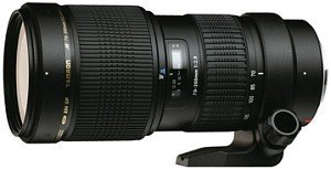 Tamron SP AF 70-200mm 2.8 Di LD IF macro for Pentax K black (A001P)
