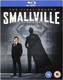 Smallville Season 10 (Blu-ray) (UK)