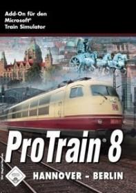 Microsoft Train Simulator - Pro Train 8: Hannover-Berlin (Add-on) (PC)