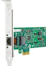 HP Intel Gigabit CT Desktop, RJ-45, PCIe 1.1 x1 (FH969AA)