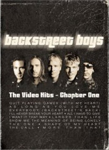 Backstreet Boys - The Greatest Video Hits -- via Amazon Partnerprogramm