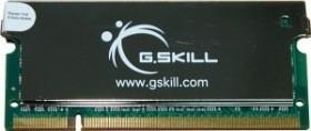 G.Skill SA Series SO-DIMM 1GB, DDR2-800, CL5 (F2-6400CL5S-1GBSA)