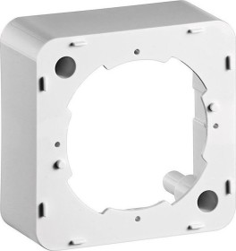 Wentronic Goobay Aufputzrahmen für Antennendosen (67042)