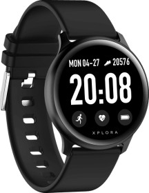 XPLORA Activity Band schwarz