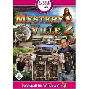 Mysteryville 2 (German) (PC)