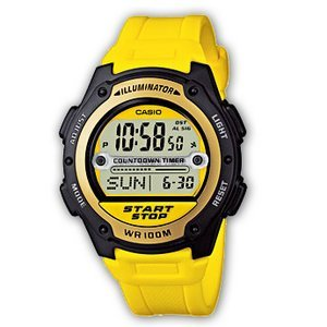 Casio Collection W-756-9AVEF