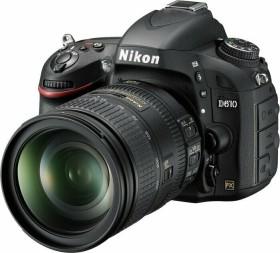 Nikon D610 schwarz mit Objektiv AF-S VR 24-120mm 4.0G ED VR schwarz (VBA430K002)