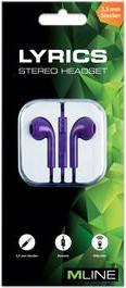 MLine Stereo Pod violett