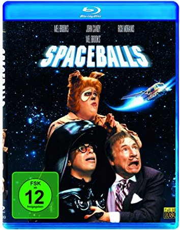 Spaceballs (Blu-ray) -- via Amazon Partnerprogramm