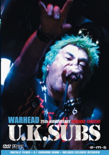 UK Subs - Warhead: In Concert -- via Amazon Partnerprogramm