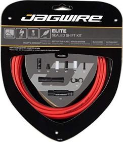 Jagwire Elite Sealed Schaltzugset rot (18019444)