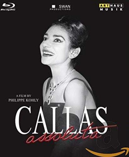 Maria Callas - Assoluta -- via Amazon Partnerprogramm