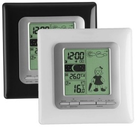 TFA Dostmann Weather Kitty wireless weather station digital (35.1071)
