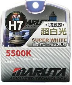 MTEC Maruta Super White H7 55W, 2er-Pack