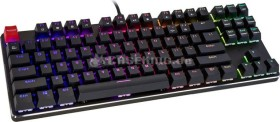 Glorious PC Gaming Race GMMK TKL, ABS, black, Gateron BROWN, US (GMMK-TKL-BRN)