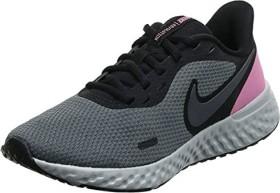 Nike Revolution 5 black/dark grey/pure platinum/psychic pink (Damen) (BQ3207-004)