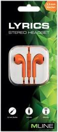 MLine Stereo Pod orange