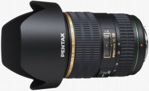 Pentax lens smc DA 16-50mm 2.8 ED AL IF SDM (21650)