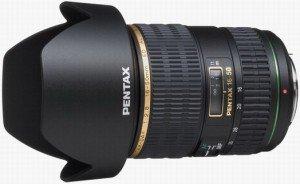 Pentax smc DA 16-50mm 2.8 ED AL IF SDM black (21650)