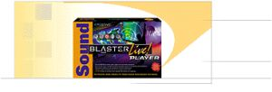 Creative Sound Blaster Live! Player 5.1, retail