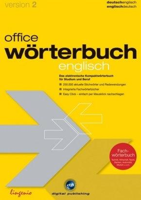 digital publishing office w rterbuch 2 0 englisch pro. Black Bedroom Furniture Sets. Home Design Ideas