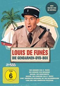 Louis de Funes Collection 6