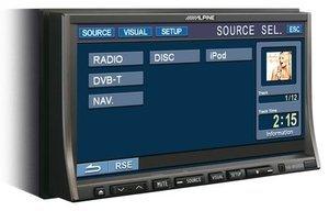 Alpine IVA-W520R