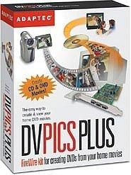 Adaptec DVpicsPlus, 3x FireWire, PCI, Kit (1982200)