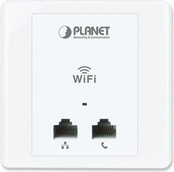 Planet WNAP-W2201A, Unterputz