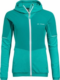 VauDe Yaras Hooded Fleece Fahrradjacke peacock (Damen) (42106-992)
