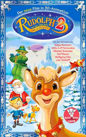 Rudolph mit der roten Nase 2 -- via Amazon Partnerprogramm