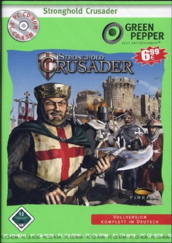 Stronghold Crusader (niemiecki) (PC) -- via Amazon Partnerprogramm
