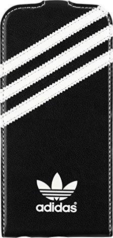 adidas Flip Case für Apple iPhone 6/6s schwarz/weiß -- via Amazon Partnerprogramm