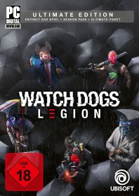 Watch Dogs: Legion - Ultimate Edition (Download) (PC)