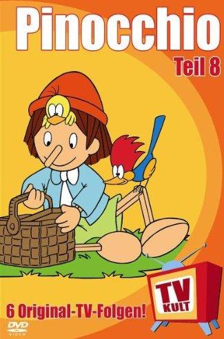 Pinocchio Vol. 8 -- via Amazon Partnerprogramm