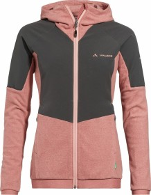 VauDe Yaras Hooded Fleece Fahrradjacke dusty rose (Damen) (42106-169)
