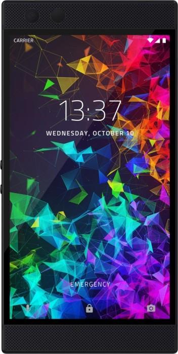 Razer Phone 2 64GB schwarz (RZ35-0259GR10-R3G1)
