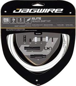 Jagwire Elite Sealed Schaltzugset weiß (18019443)