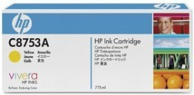 HP ink C8753A yellow