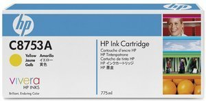 HP C8753A ink yellow