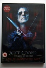 Alice Cooper - Live at Hammersmith 2009 (DVD)