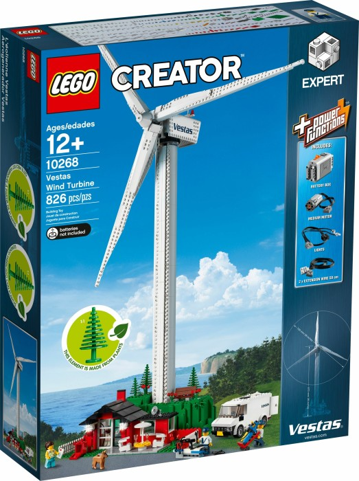 LEGO Creator Expert - Vestas Wind Turbine (10268)
