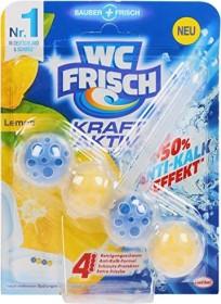 Henkel WC Frisch Kraft Aktiv Lemon WC-Duftspüler, 1 Stück