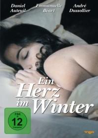 Ein Herz im Winter