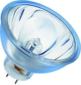 Osram halogen lamps, socket GZ6.35, 100W