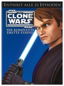 Star Wars: The Clone Wars Season 3 (DVD)