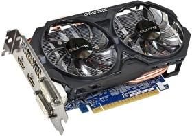 Gigabyte GeForce GTX 750 Ti Windforce 2X OC, 1215MHz, 2GB GDDR5, 2x DVI, 2x HDMI (GV-N75TWF2OC-2GI)