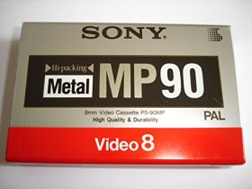 Sony P590MP Hi8 cassette
