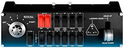 Saitek Pro Flight switch panel, USB (PC)