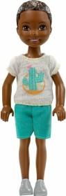 Mattel Barbie Club Chelseas' Freund Kaktus Spaß mit schwarzen Haaren (FHK94)